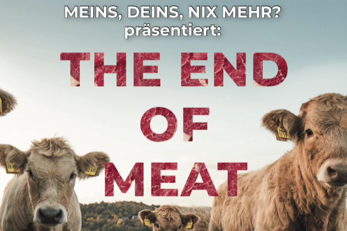 "Filmsalon ""The End of Meat"""